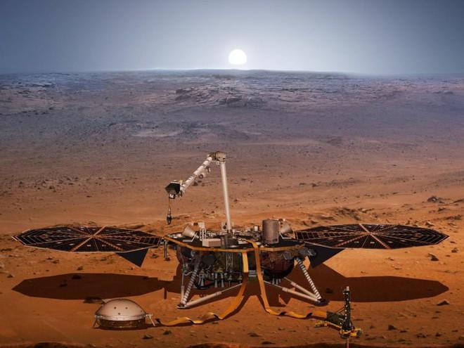 âm thanh trên sao hỏa