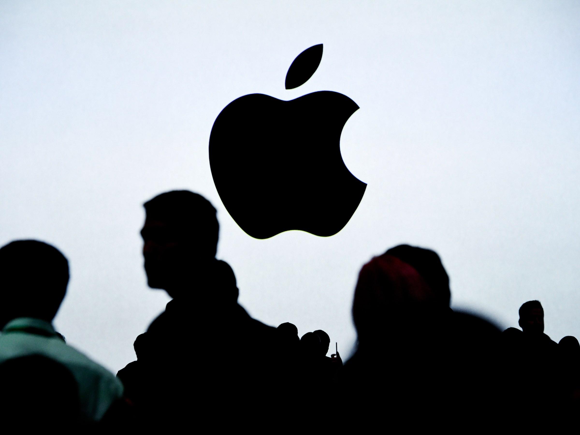 apple đang có doanh thu ế ẩm
