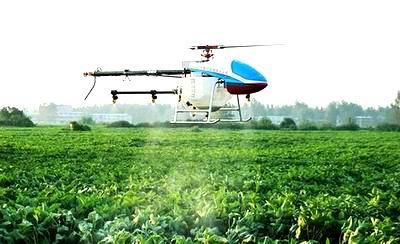 nghiên cứu và phát triển máy bay trực thang trong nông nghiệp