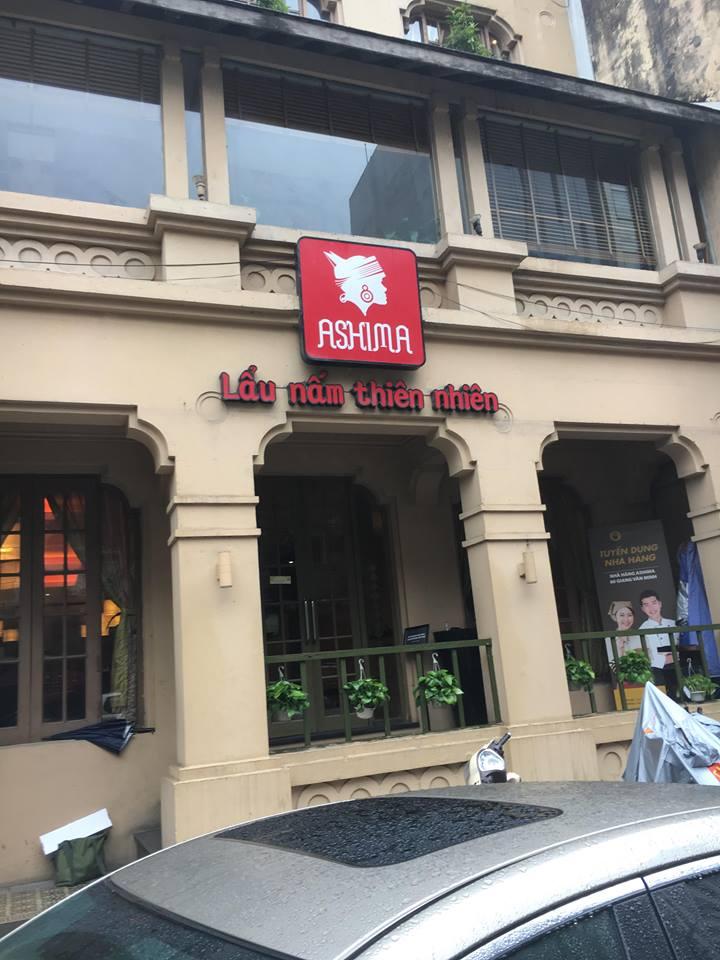 Nhà hàng lẩu nấm thiên nhiên ashima