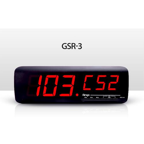 màn hình hiển thị gsr-3