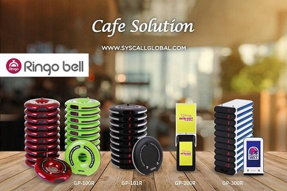 thiết bị tự phục vụ được ringo bell phân phối chính thức