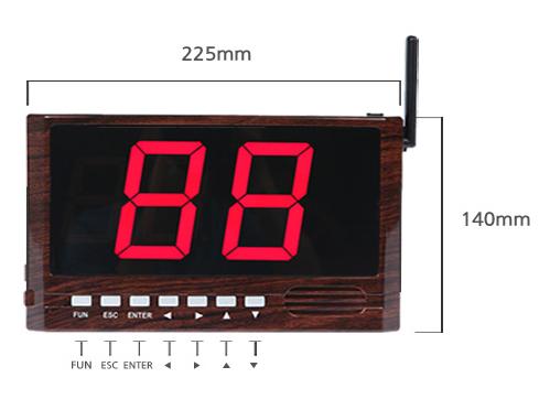 thiết bị bảng hiển thị ne-201