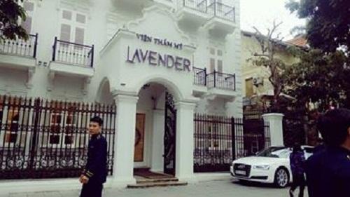 Tìm hiểu về thiết bị chuông báo y tá được lắp đặt tại Thẩm Mỹ Viện Lavender Lap-dat-chuong-goi-y-ta-cho-tham-my-vien-lavender