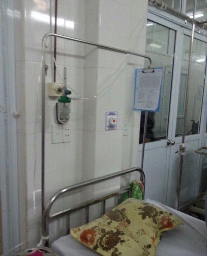 các vị trí lắp đặt chuông gọi y tá tại bệnh viện đa khoa Tuyên Quang