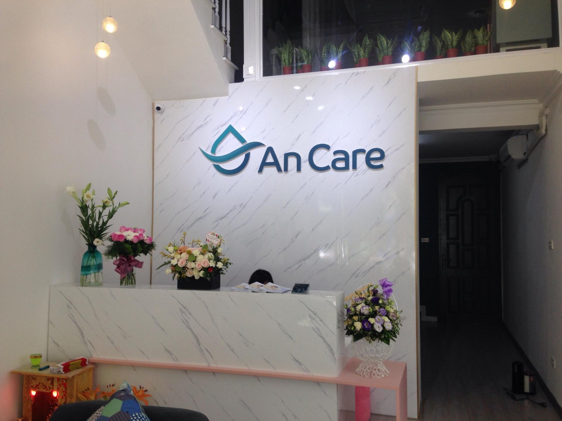 Dự án lắp đặt chuông gọi phục vụ không dây tại Spa An Care