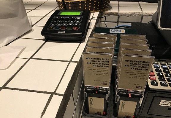 các thiết bị tự phục vụ được áp dụng cho các mô hình kinh doanh hiện nay