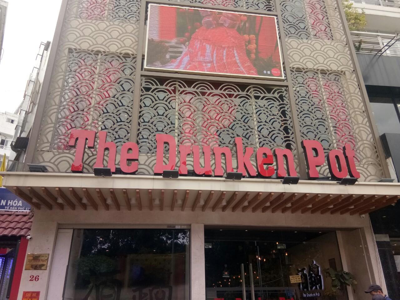 nhà hàng the drunken pot