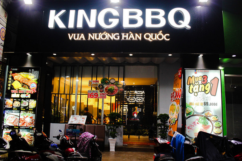 King BBQ Tại Trung Tâm Thương Mại AEON Hà Đông