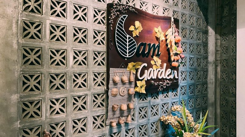 nhà hàng Sam Garden